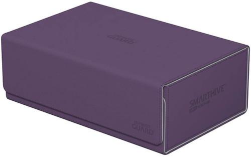 Deck Boxes: Premium Multi Dboxes - Smarthive 400+ SS XenoSkin - Purple