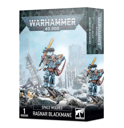Warhammer 40K: Space Wolves - Ragnar Blackmane