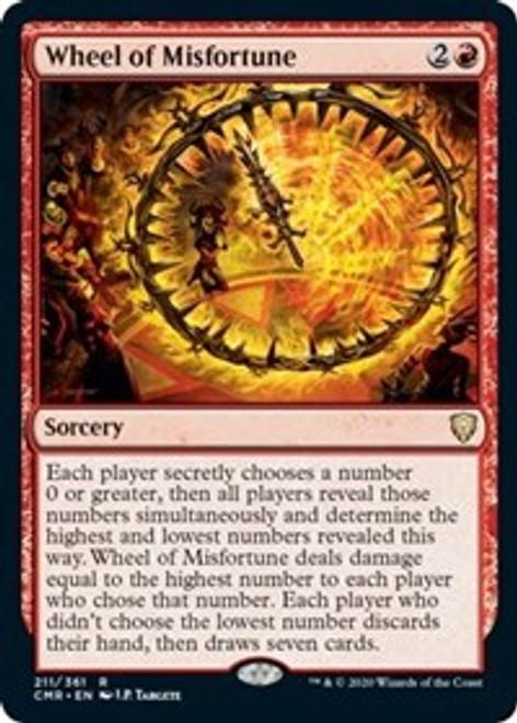 Wheel of Misfortune - Commander Legends