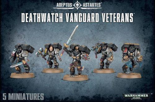 Warhammer 40K: Deathwatch - Combat Patrol: Deathwatch