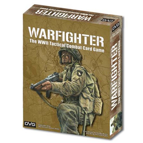 Card Games: Warfighter WWII Core Set