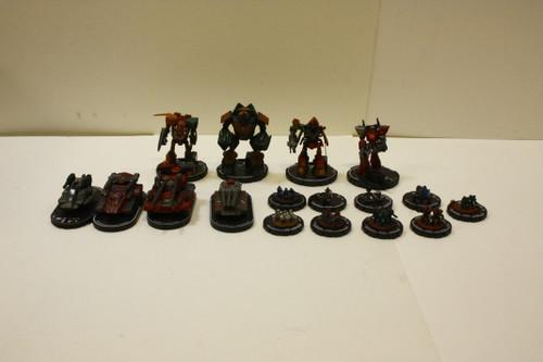 WizKids Mechwarrior the Dark Age Lot [U-B8S3 274844]