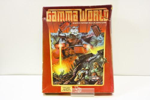 TSR Gamma World Box OOP [U-B8S2 271605]
