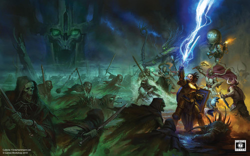 Miscellanous RPGs: Soulbound - Age of Sigmar: Roleplaying Game Rulebook