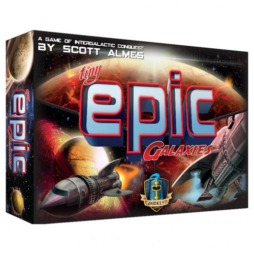 Board Games: Tiny Epic - Tiny Epic Galaxies