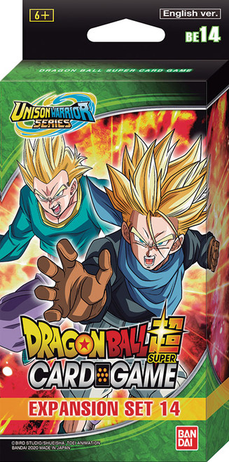 DragonBall Super: Premade Decks/Special Items - DBS Expansion Set 14 - Battle Advanced