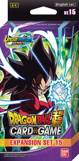 DragonBall Super: Premade Decks/Special Items - DBS Expansion Set 15 - Battle Enhanced