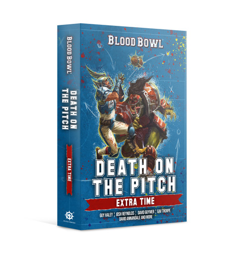 Black Library: Death On The Pitch: Extra Time (PB)