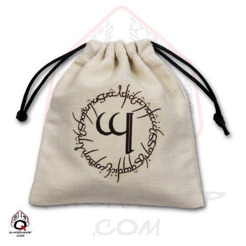 Dice and Gaming Accessories Dice Bags: Elvish Dice Bag