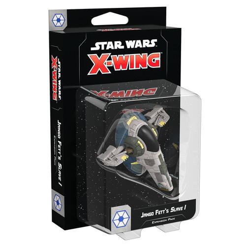 Star Wars X-Wing: Jango Fett's Slave I Pack