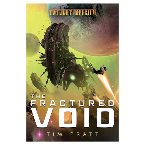Twilight Imperium: The Fractured Void (Novel)