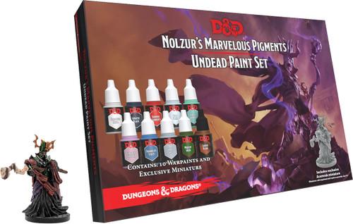 Paint: Army Painter - Paint Sets D&D Nolzur's Marvelous Pigments: Undead Paint Set