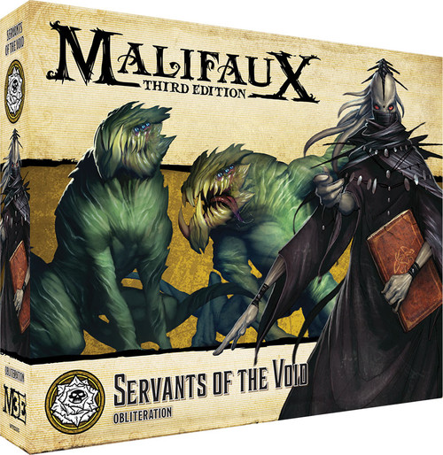 Malifaux: Outcasts - Servants Of The Void
