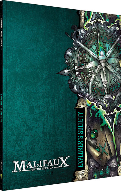 Malifaux: Explorer's Society - Explorer's Society Faction Book