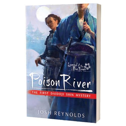 L5R: Poison River (Novel)