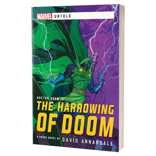 Marvel: The Harrowing of Doom (Novel)