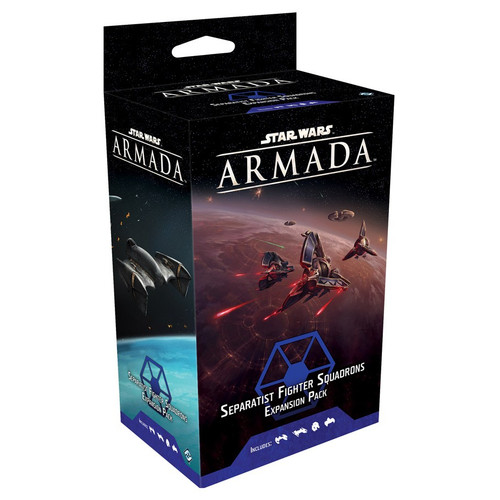 Star Wars Armada: Separatist Fighter Squadrons Pack