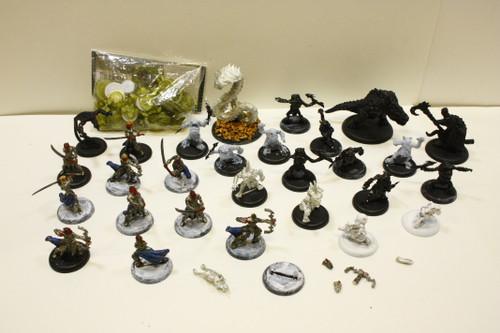 Hordes Minions Lot - Croak Raiders, Feralgeist, Gobber Bellows Crew, Wrong Eye [U-B8S7 271496]