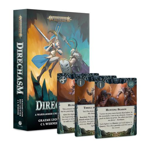 Black Library: Warhammer Underworlds: Direchasm Novel (HB)