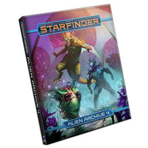 Starfinder: Alien Archive 4 Hardcover
