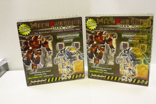 WizKids Mechwarrior Primer Set Lot [U-B9S5 276091]