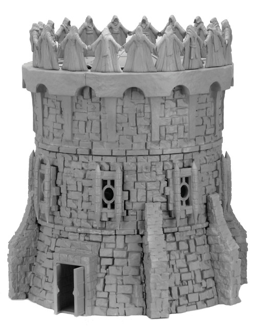 RPG Miniatures: Environment and Scenery - D&D The Tower - Icons of the Realms
