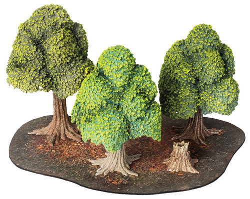 Monster Scenery: Verdant Forest
