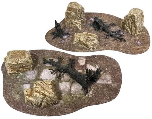 Monster Scenery: Barren Ground