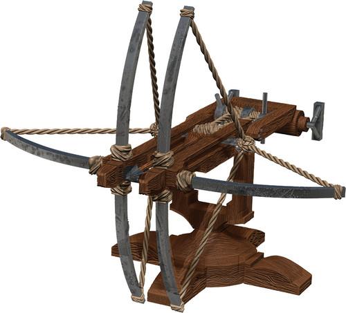 RPG Miniatures: Environment and Scenery - WizKids 4D Settings: War Machines - Ballista
