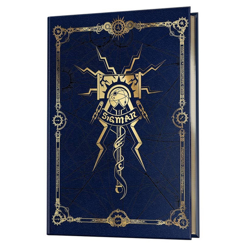 Miscellanous RPGs: Warhammer Age Of Sigmar - Soulbound RPG: Collector's Edition Rulebook