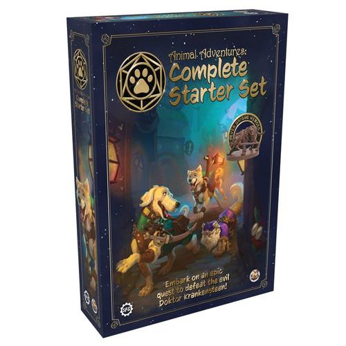 Miscellanous RPGs: Animal Adventures: RPG Starter Set