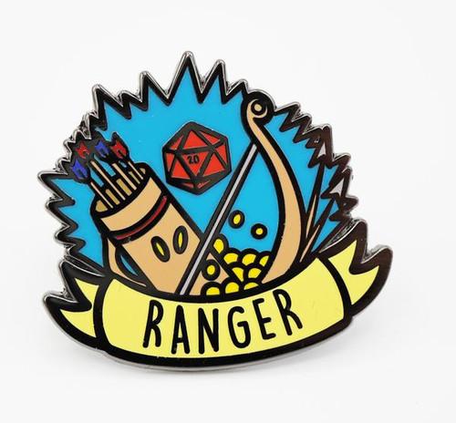 Pins: Banner Class Pin: Ranger