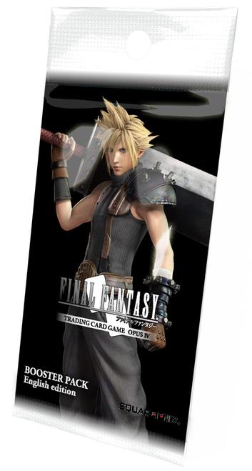 Final Fantasy TCG: FF TCG: Opus IV Booster Pack
