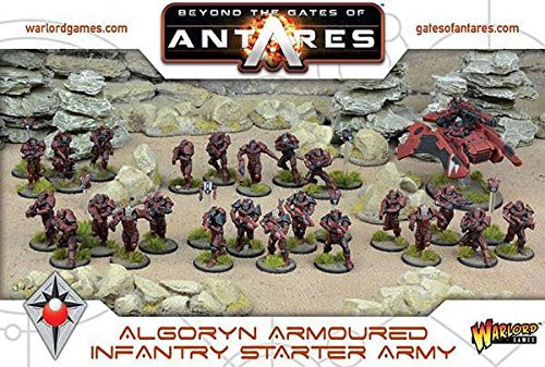 Beyond the Gates of Antares: Algoryn - Armoured Infantry Starter Army