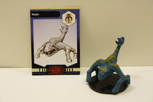 WotC Star Wars Miniatures Houjix [U-B9S3 274083]