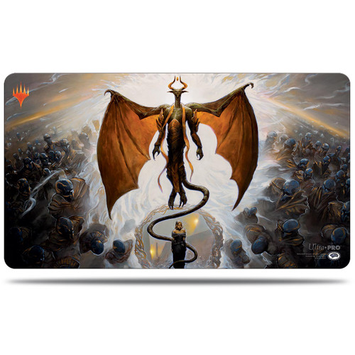 Playmats: MTG Playmats - Magic the Gathering: War of the Spark Play Mat - Commence the Endgame