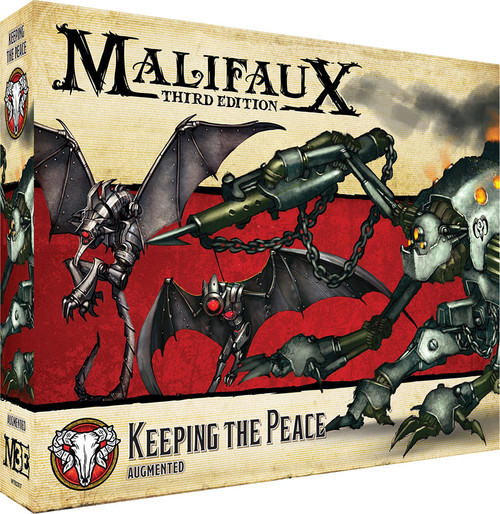Malifaux: Guild - Keeping The Peace