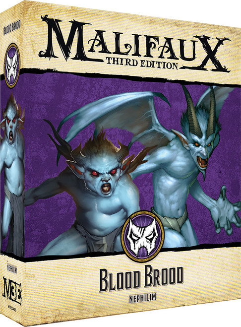 Malifaux: Neverborn - Blood Brood
