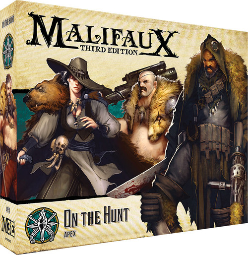 Malifaux: Explorer's Society - On The Hunt