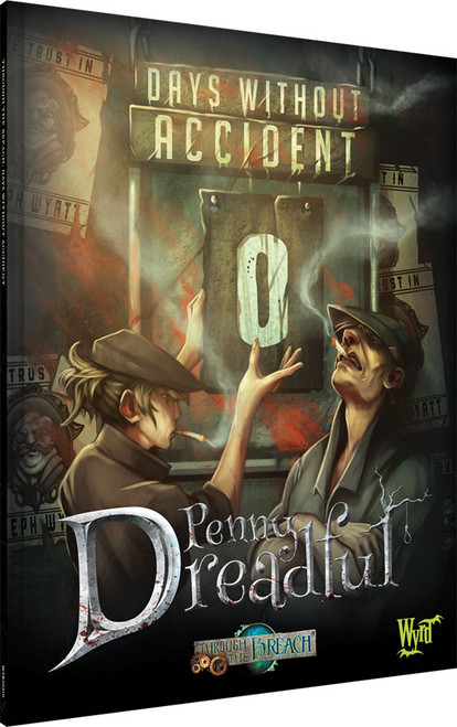 Miscellanous RPGs: Penny Dreadful: Days With Accident