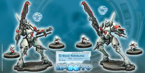 Infinity: Yu Jing - O-Yoroi Kidobutai - TAG