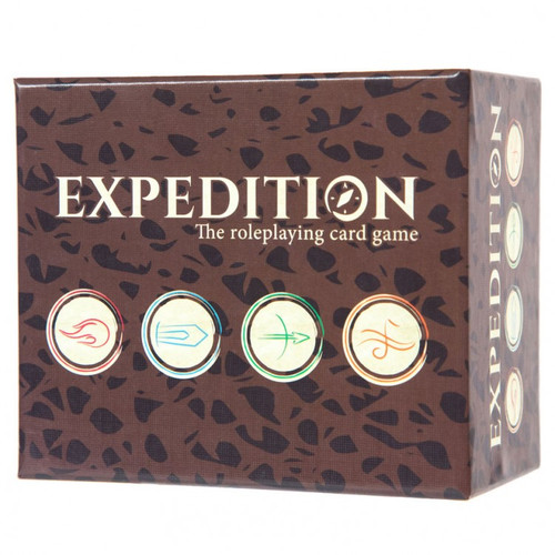 Card Games: Expedition: RPG Card Game