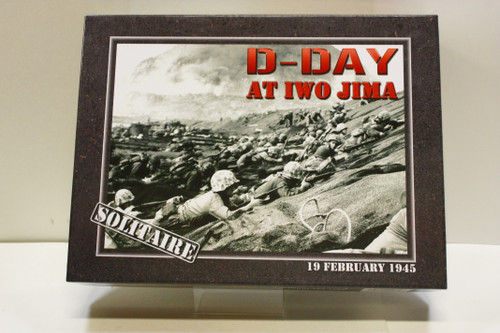 D-Day at Iwo Jima - Unpunched and Cards Still in Wrapper [U-B9S1 276764]