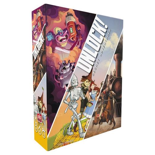 Board Games: Unlock - Unlock! Secret Adventures