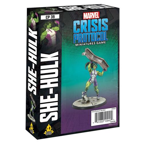 Marvel: Crisis Protocol: She-Hulk Character Pack