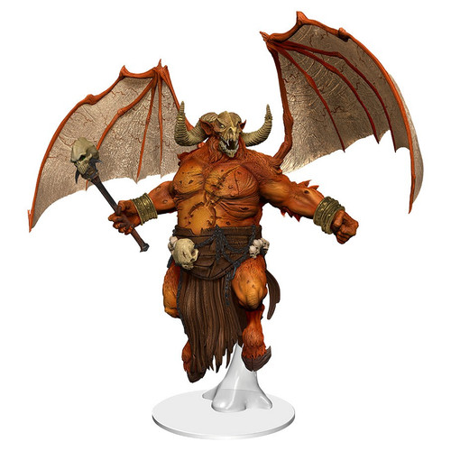 RPG Miniatures: Monsters and Enemies - D&D: Orcus, Demon Lord Of Undeath - Icons Of The Realms Premium Figure