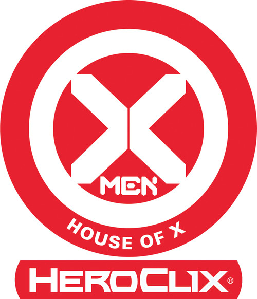 HeroClix: Marvel: X-Men House Of X Dice And Token Pack