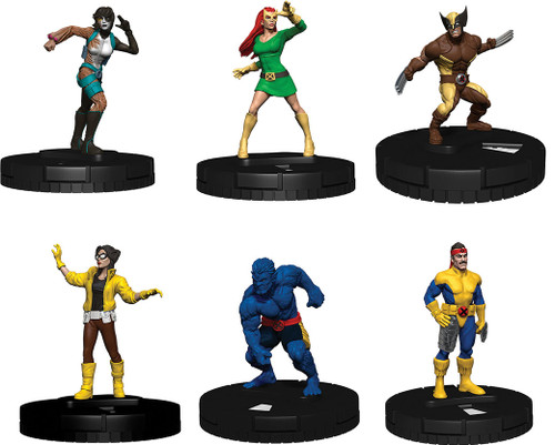 HeroClix: Marvel: X-Men House Of X Fast Forces