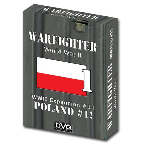 Warfighter WWII Expansion 11: Poland #1