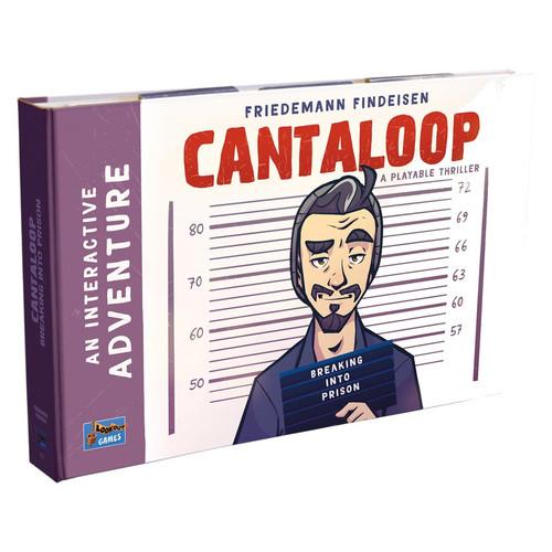 Board Games: Cantaloop Book 1: Breaking Into Prison